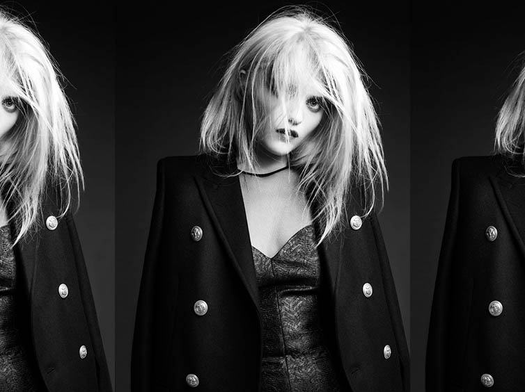 Sky Ferreira for Saint Laurent Pre-Fall 2013-011
