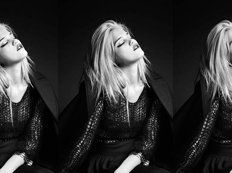 Sky Ferreira for Saint Laurent Pre-Fall 2013-013