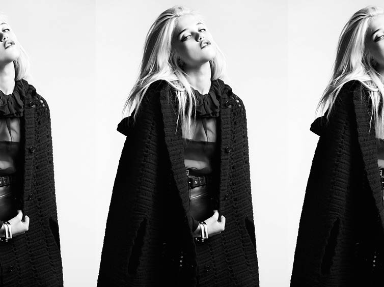 Sky Ferreira for Saint Laurent Pre-Fall 2013-016