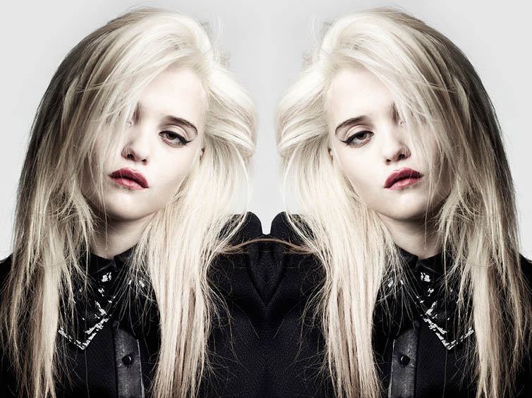 Sky Ferreira for Saint Laurent Pre-Fall 2013-017