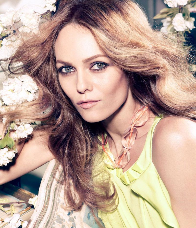 Vanessa Paradis by Camilla Akrans for HM Spring 2013-009