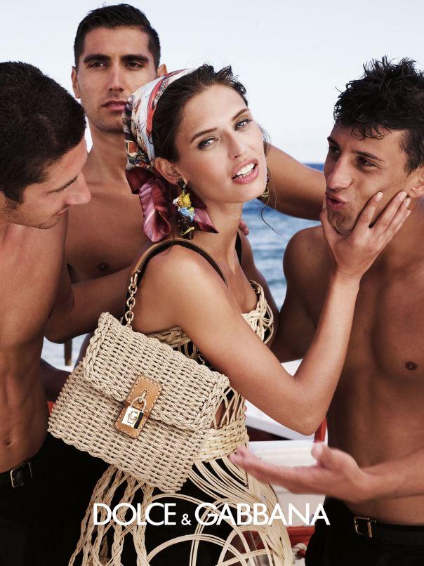 Dolce Amp Gabbana Spring Summer 2013 Campaign Fab Fashion Fix