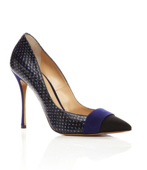 nicholas-kirkwood-pre-fall-2013-combination-elaphe-pump