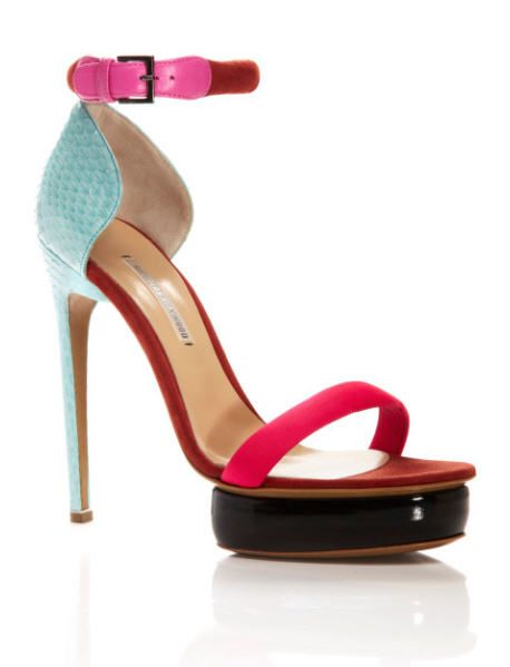 nicholas-kirkwood-pre-fall-2013-combination-neon-sandal