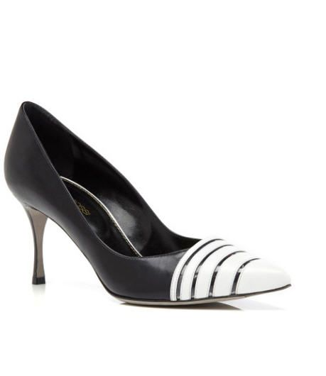 sergio-rossi-pre-fall-2013-black-and-white-claire-pumps
