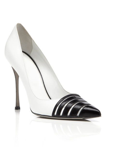 sergio-rossi-pre-fall-2013-white-and-black-claire-pumps