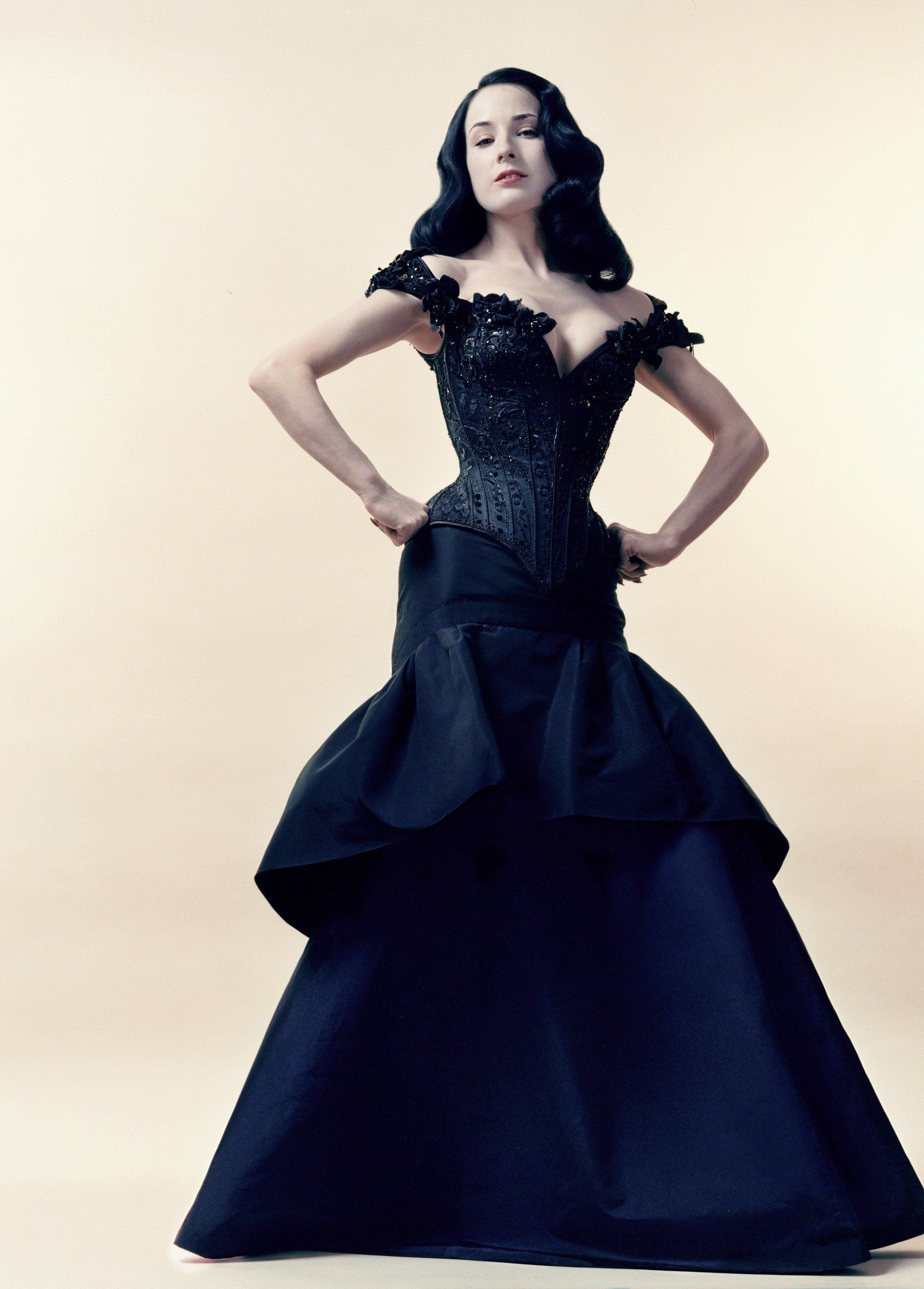 Dita Von Teese For Vogue India January 2013 Fab Fashion Fix