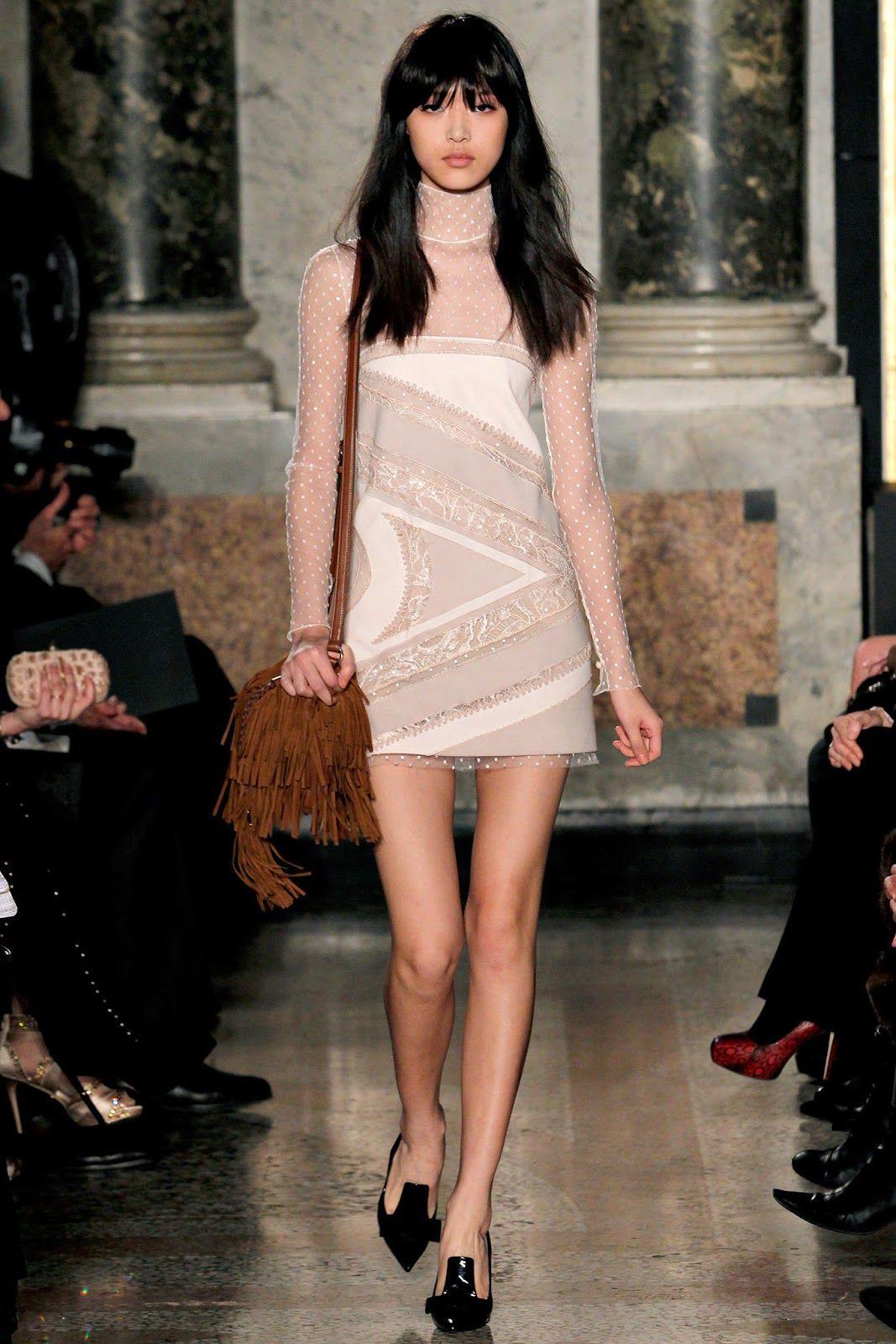 Emilio Pucci Fall Winter 2013 Collection Milan Fashion