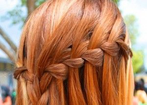Hair-How-to-do-a-Waterfall-braid-hairstyle-02