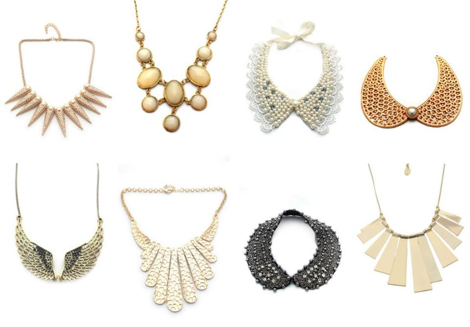Style Watch Statement Necklaces Trend Fab Fashion Fix