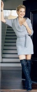 Style-Guide-How-to-wear-sweater-dress-023