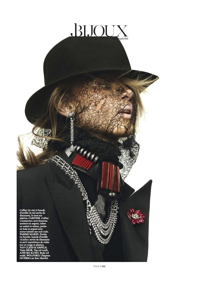 Anna Selezneva Vogue Paris March 2013-003