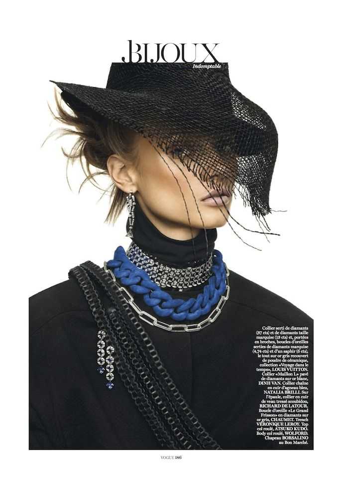 Anna Selezneva Vogue Paris March 2013-005