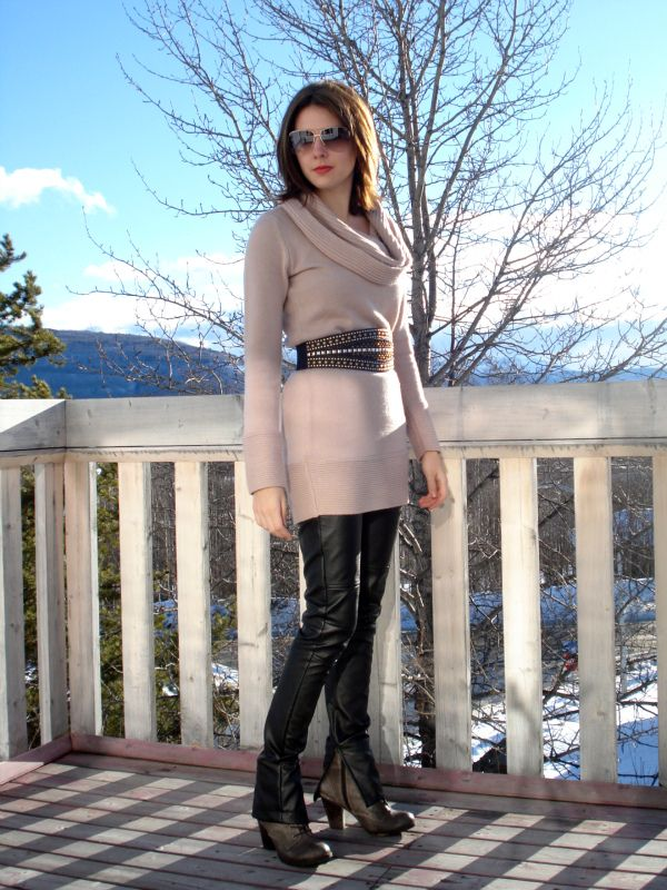 Style Guide How To Wear Sweater Dress Fab Fashion Fix