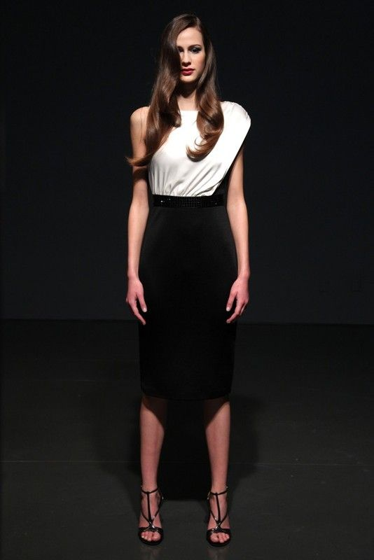 St.John Fall/Winter 2013 - New York fashion week