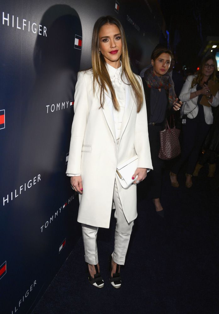 Jessica Alba Tommy Hilfiger Robertson Store Opening Party 2013-002