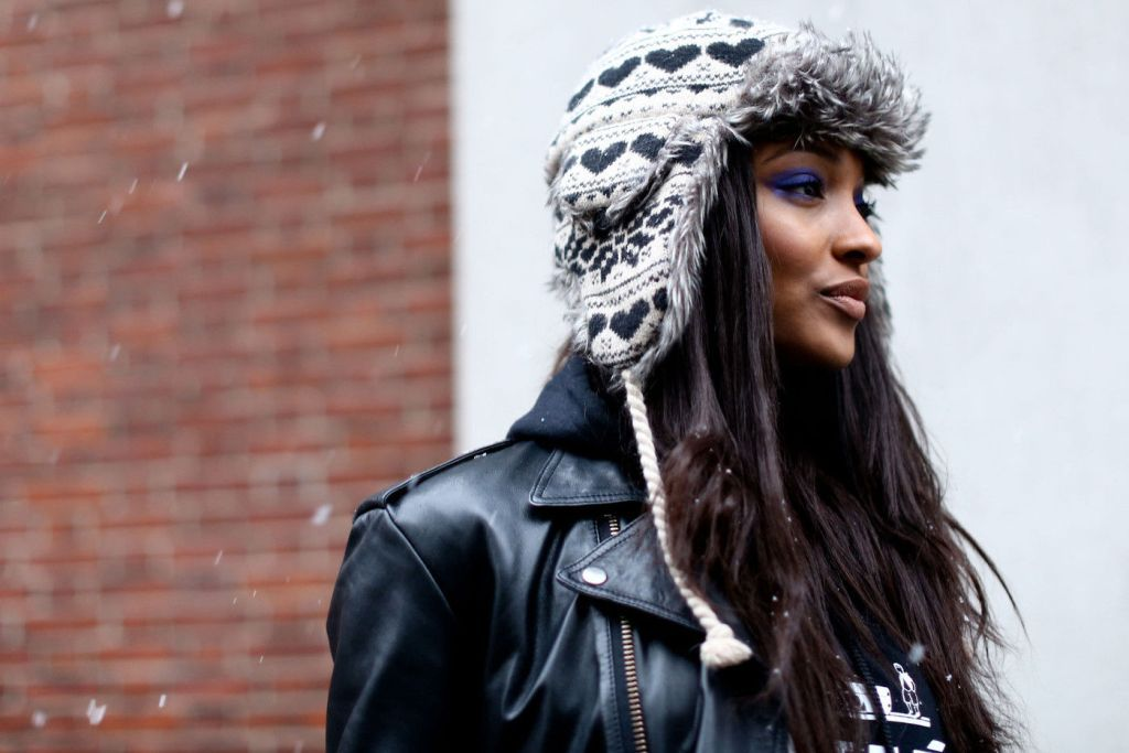 Jourdan Dunn during NYFW 2013_01