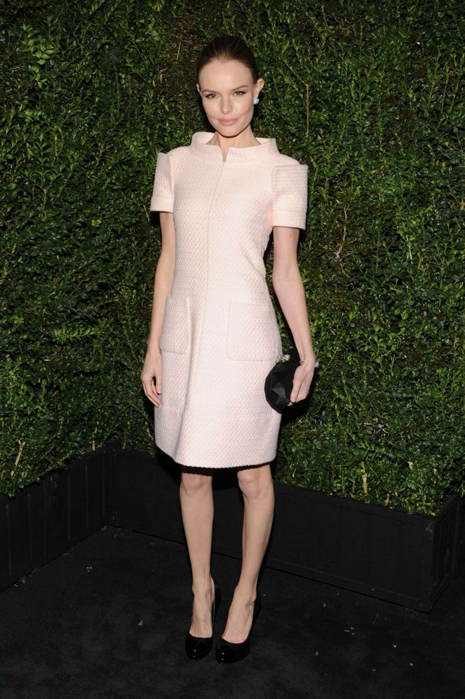 Kate Bosworth Chanel Pre-Oscar Dinner Party 2013-002