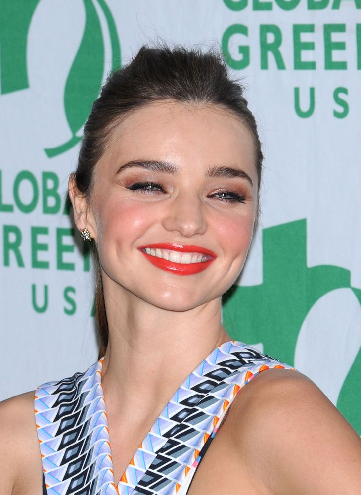 Miranda Kerr Global Green USA's Pre-Oscar Party 2013-007