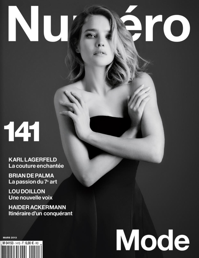 Natalia Vodianova for Numero March 2013 Covers-002