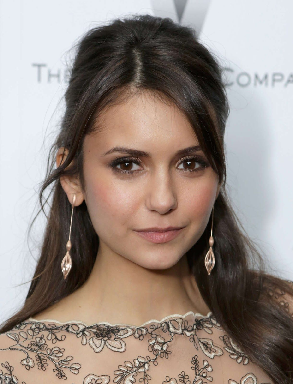 Nina Dobrev The Weinstein Company Academy Award Party 2013-002