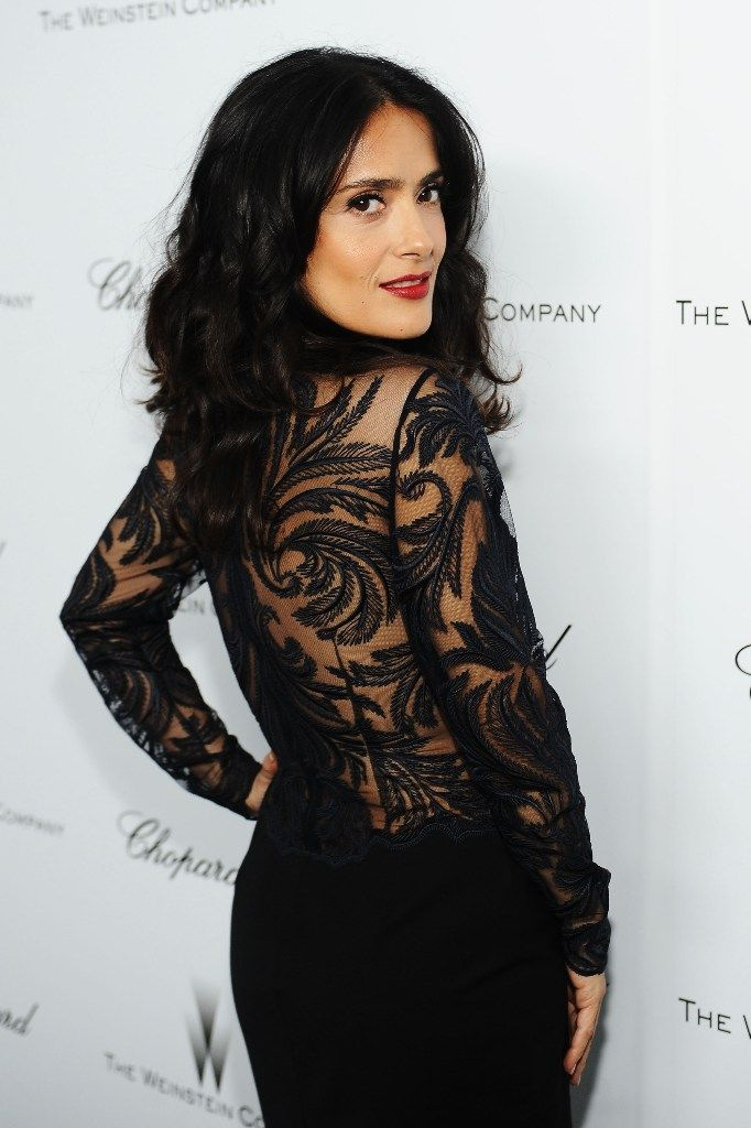 Salma Hayek attends The Weinstein Company Academy Award Party Hosted By Chopard 23.2.2013_05
