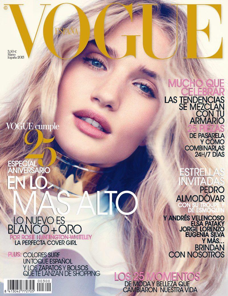 Vogue Spain March 2013