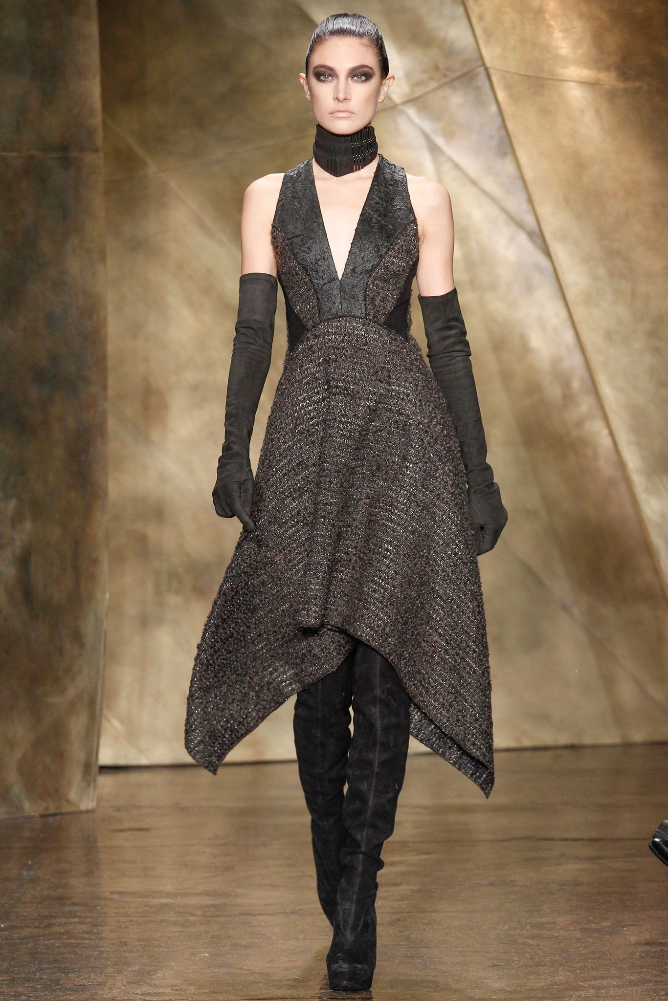 Donna karan fall winter 2013 new york fashion week fab for Donna karen new york