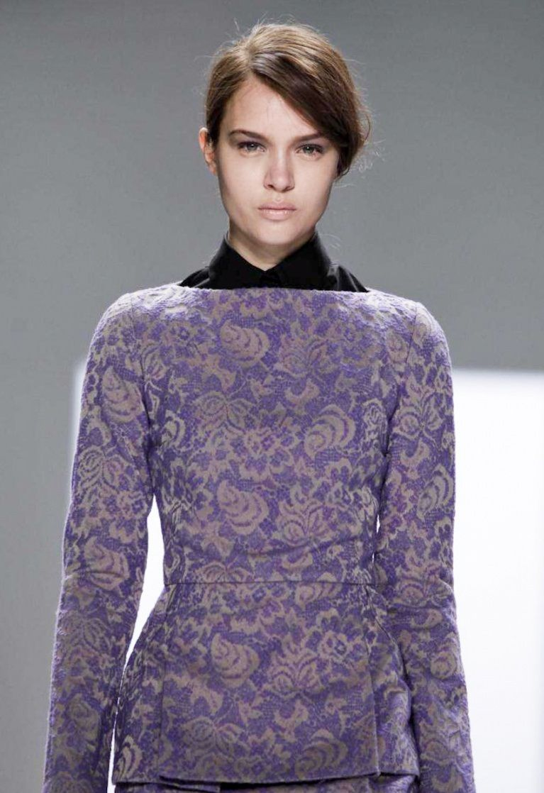 Richard Chai Love, Ready to Wear Collection, Fall Winter 2013, New York