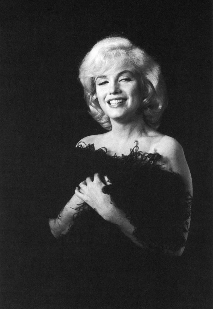 marilyn monroe photoshoot by eve arnold