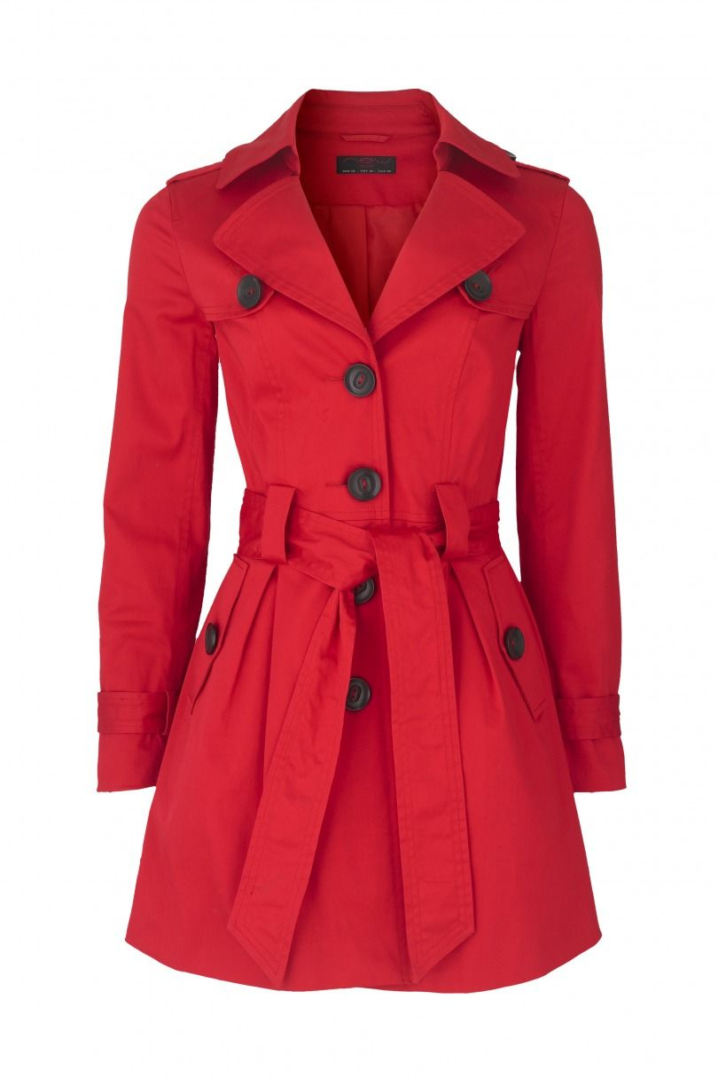 red_trench_coat_new_look