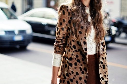 Here are some styling tips and ideas for wearing the animal print  a6af556b2