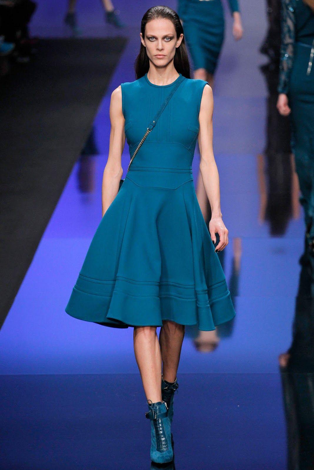 Модные Платья 2013 Зима
