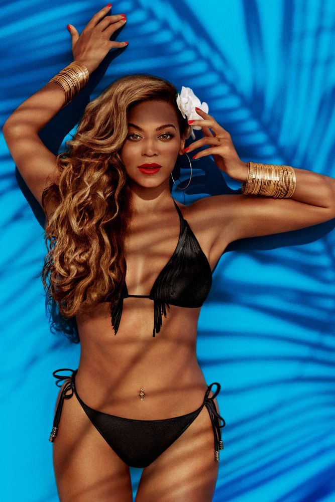 Beyonce by Inez & Vinoodh for H&M Summer 2013 Full-005