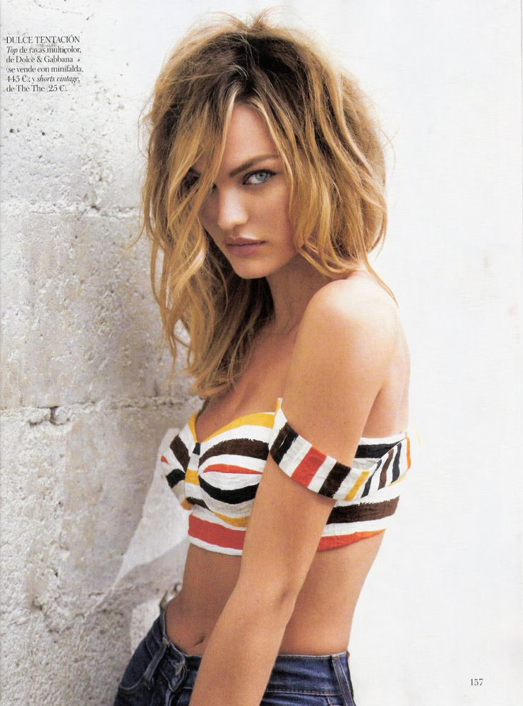 Candice Swanepoel for Vogue Spain April 2013 Scan-004