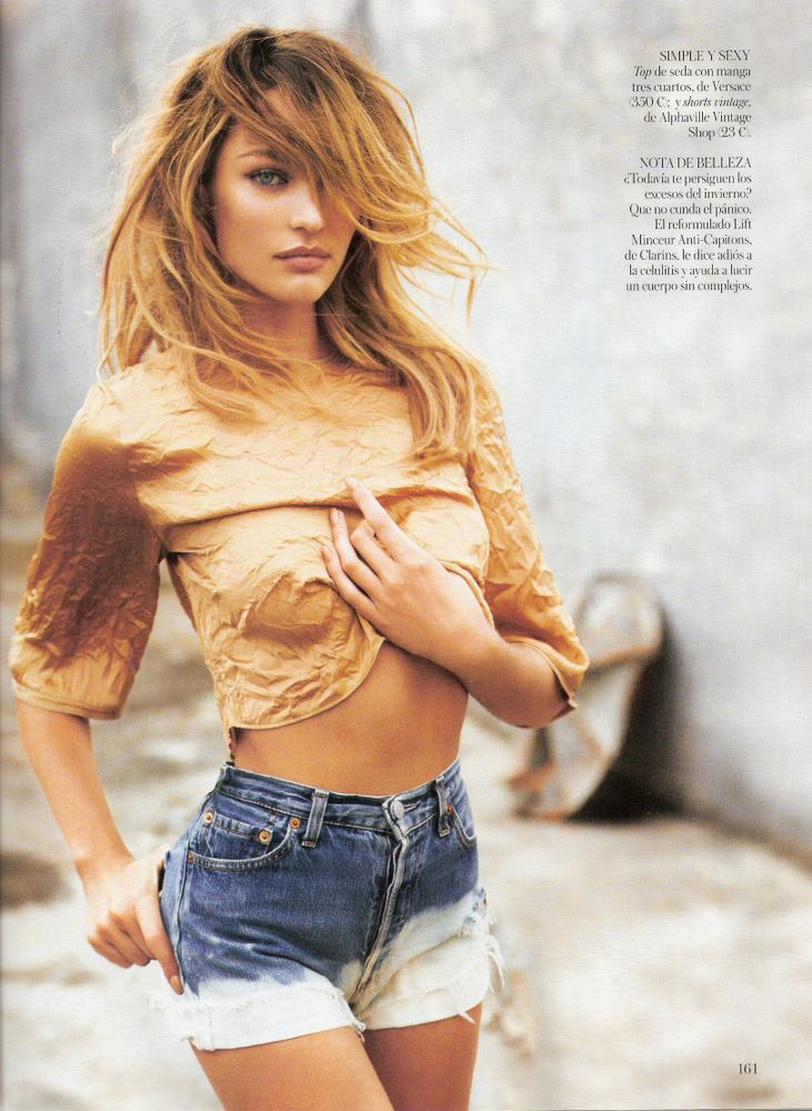 Candice Swanepoel for Vogue Spain April 2013 Scan-008