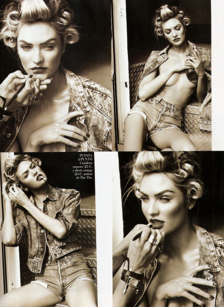 Candice Swanepoel for Vogue Spain April 2013 Scan-011