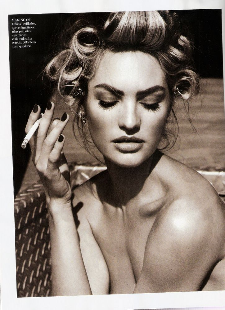 Candice Swanepoel for Vogue Spain April 2013 Scan-012