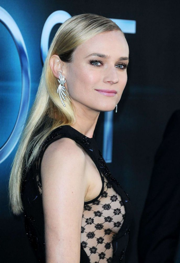 Diane Kruger The Host premiere in Hollywood
