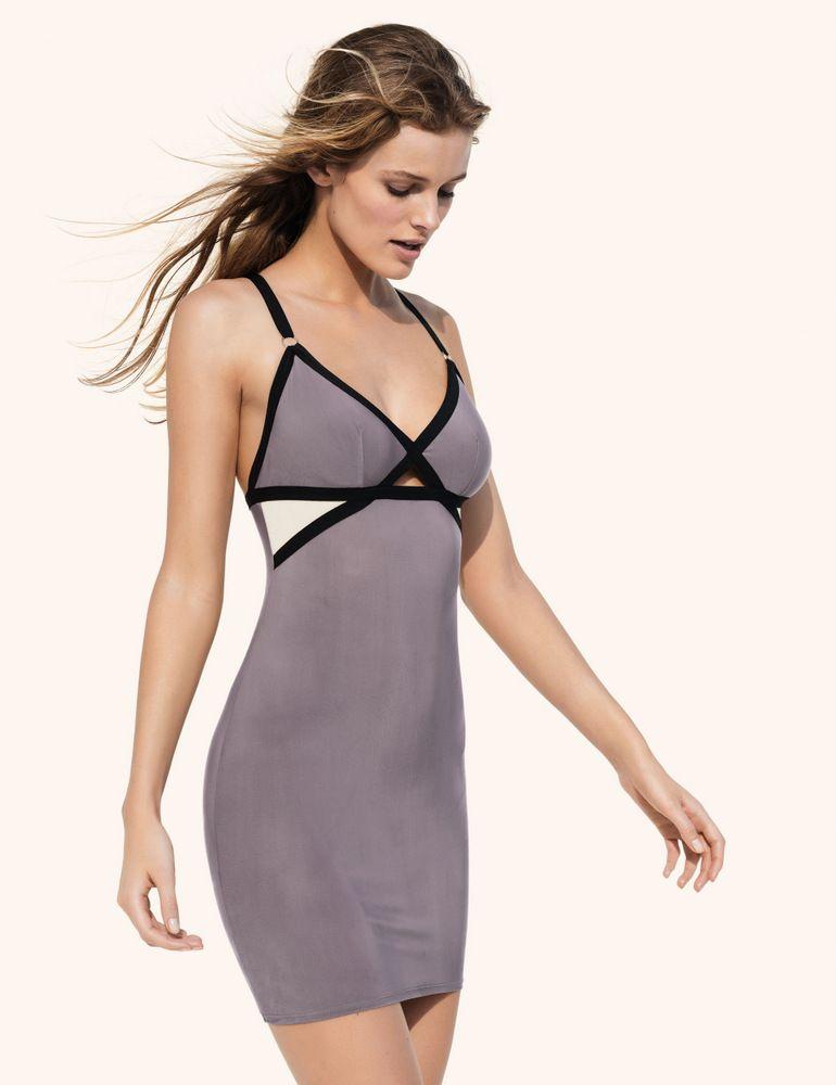 Edita Vilkeviciute for H&M Lingerie March 2013 -007