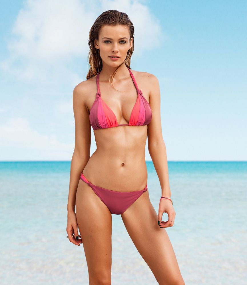 Edita Vilkeviciute for HM SS 2013 Swimwear Collection-003