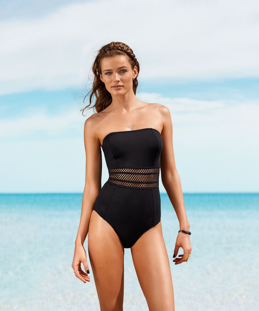 Edita Vilkeviciute for HM SS 2013 Swimwear Collection-004