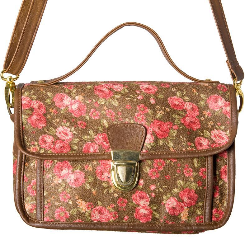 Floral-Handbag