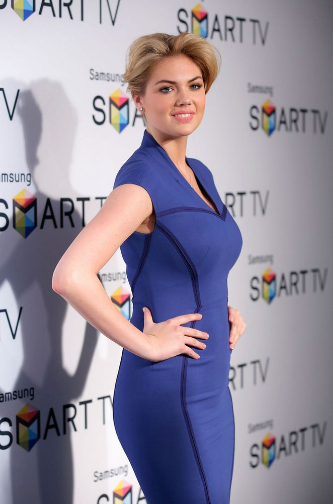 Kate Upton Samsung Spring 2013 Launch event in NYC-002