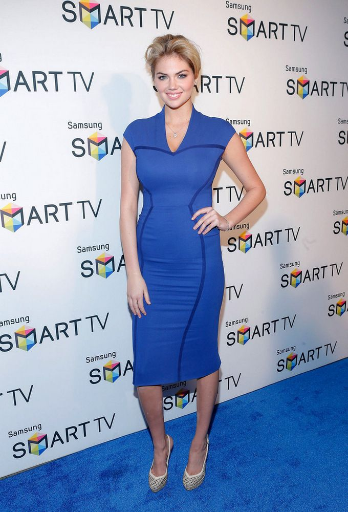 Kate Upton Samsung Spring 2013 Launch event in NYC-003