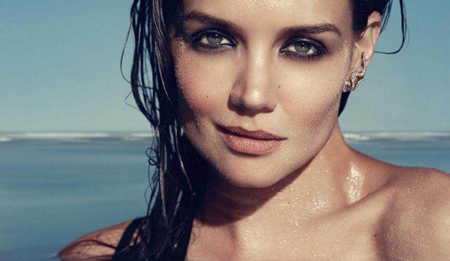 Katie Holmes H Stern Jewelry Photoshoot-5