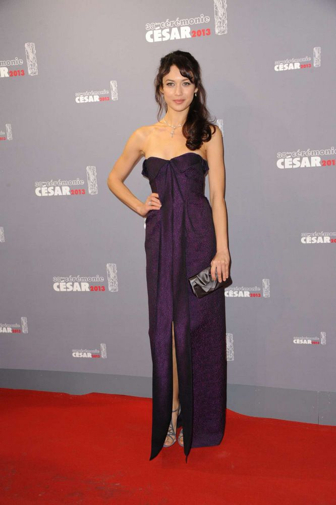 Olga Kurylenko 38th Annual Cesar Film Awards ceremony in Paris