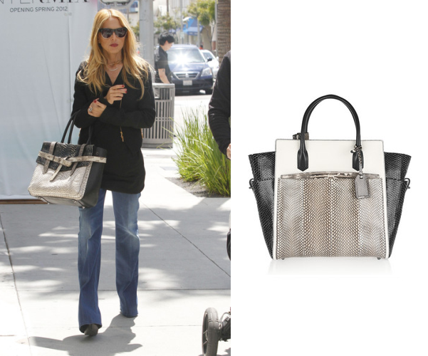 Rachel Zoe Carries Reed Krakoff1