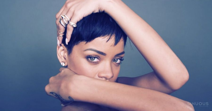 Rihanna Elle UK Cover Shoot behind the scenes_22