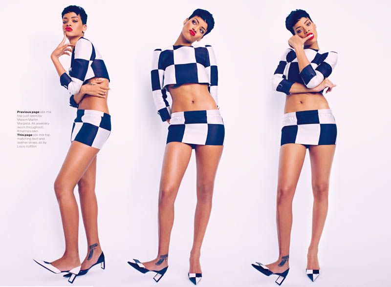 Rihanna by Mariano Vivanco for Elle UK April 2013-003